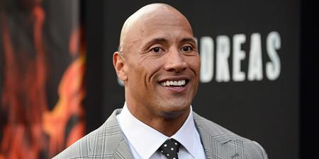 """""""The Rock"""" thổ lộ ước mơ làm Tổng thống Mỹ"""