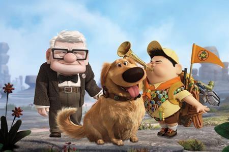 """Thêm một minh chứng cho thấy khả năng """"do thám"""" tâm hồn siêu việt của Pixar. Với nội dung kể về cuộc hành trình kỳ diệu để đến với ước mơ của hai nhân vật chính, một già - một trẻ hoàn toàn đối lập nhau, """"Up"""" không chỉ là một bộ phim hoạt hình phiêu lưu mà còn là bài học thức tỉnh mỗi con người về niềm hạnh phúc thật sự trong cuộc đời."""