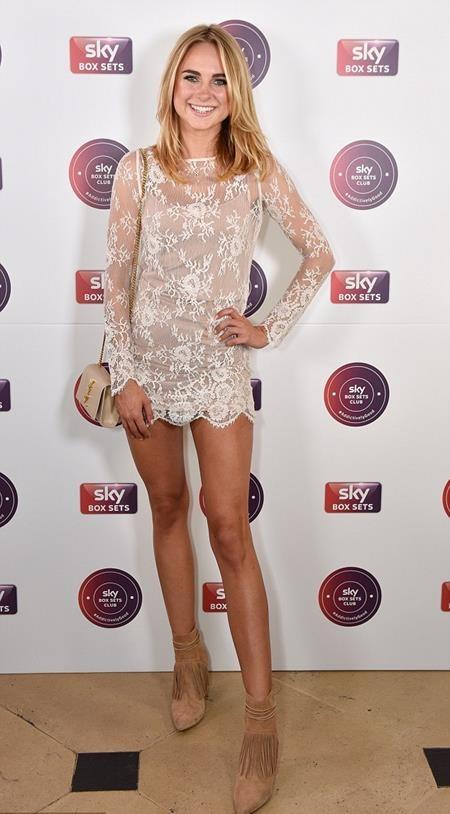 Kimberley Garner là một trong những ngôi sao 9x nổi danh tại Anh