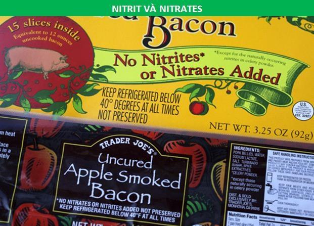 Nhận diện các hoá chất không tốt cho sức khỏe trên bao bì thực phẩm - 3