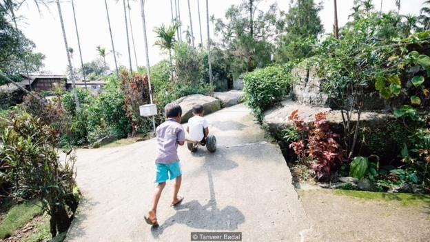Ghé thăm ngôi làng sạch nhất Ấn Độ - 2