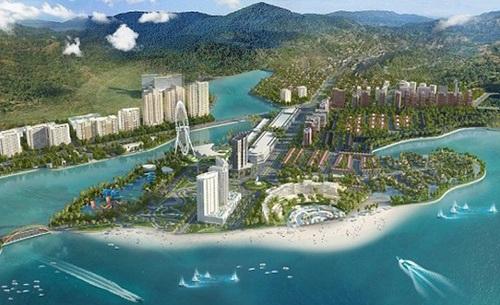 """Quảng Ninh """"tham vọng"""" trở thành đô thị quốc tế"""