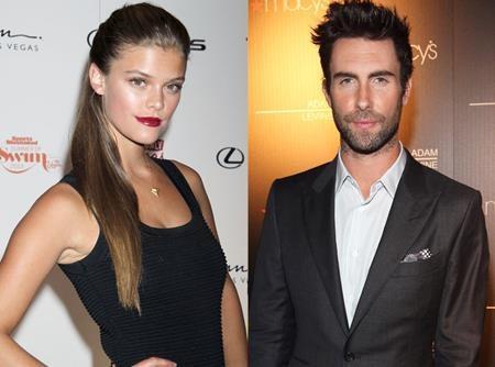Nina Agdal từng có một thời gian hẹn hò cùng Adam Levine
