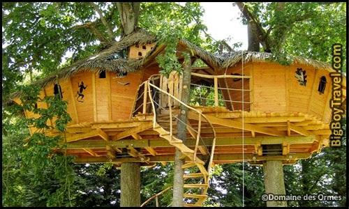 Những ngôi nhà trên cây độc đáo nhất thế giới (p2) - 3