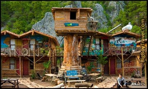 Những ngôi nhà trên cây độc đáo nhất thế giới (p2) - 15