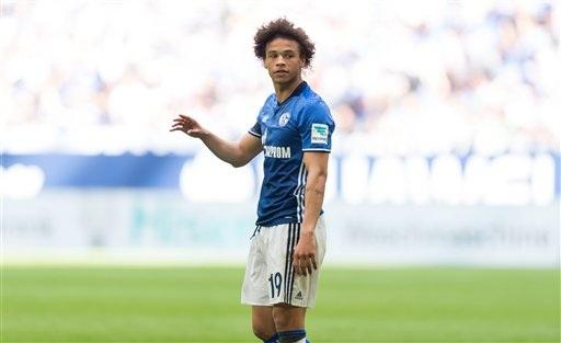Manchester City sẵn sàng bỏ ra 40 triệu bảng để có được sao trẻ của Schalke 04