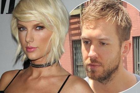 """Calvin Harris đang """"buồn lòng"""" vì Taylor Swift"""