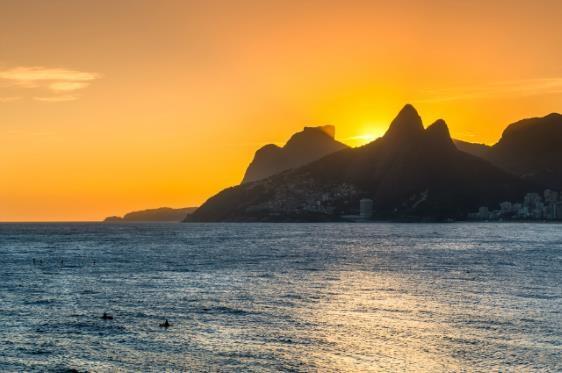 10 nơi ngắm hoàng hôn đẹp nhất thế giới - 1