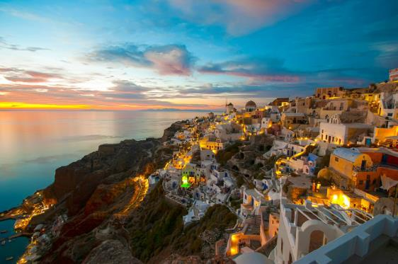 10 nơi ngắm hoàng hôn đẹp nhất thế giới - 5