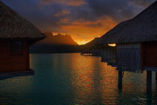 10 nơi ngắm hoàng hôn đẹp nhất thế giới - 8