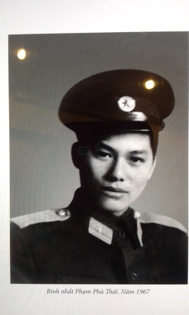 Binh nhất Phạm Phú Thái ngày ấy