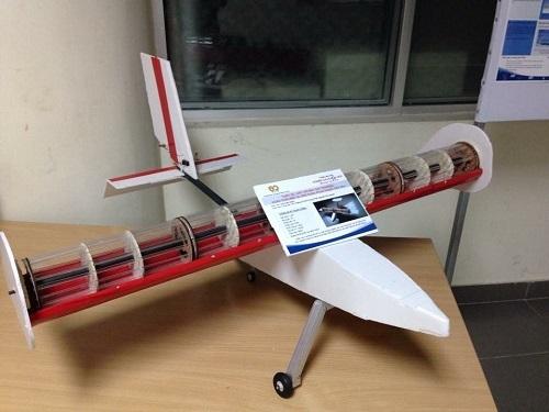 Nghiên cứu, thiết kế và chế tạo máy bay Fan-wing ứng dụng phun thuốc trừ sâu