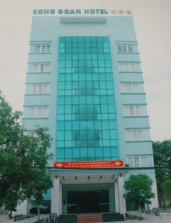 Doanh nghiệp kinh doanh khách sạn này phải chắp tay cầu xin được cổ phần hoá.