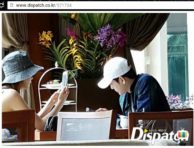 Lee Da Hae và Se7en từng là bạn thân trước khi trở thành tình nhân.