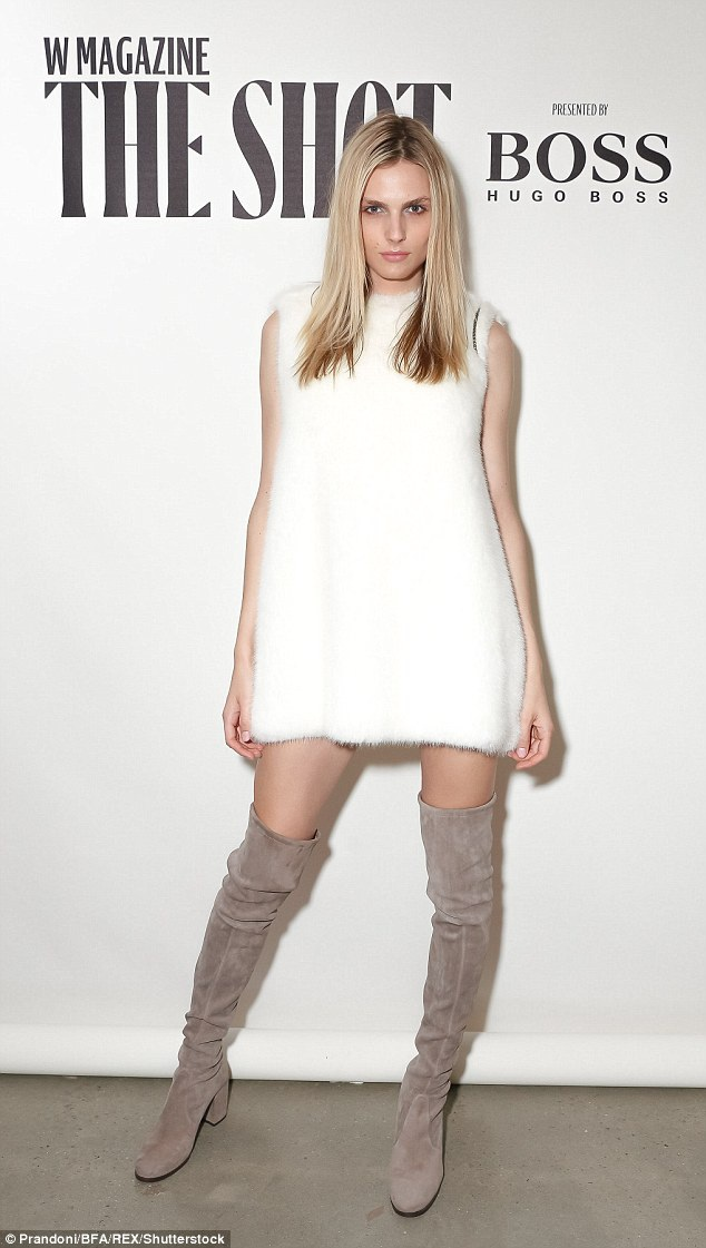 Andreja Pejic khởi nghiệp là người mẫu nam nhưng giờ đây gặt hái thành công nhiều hơn trong vai trò mẫu nữ