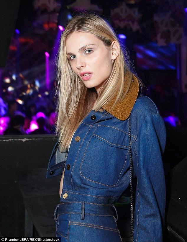 Andreja Pejic được mời dự nhiều bữa tiệc sang trọng tại tuần lễ TT New York năm nay