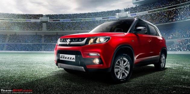 Suzuki Vitara đắt hàng ở Ấn Độ - 1
