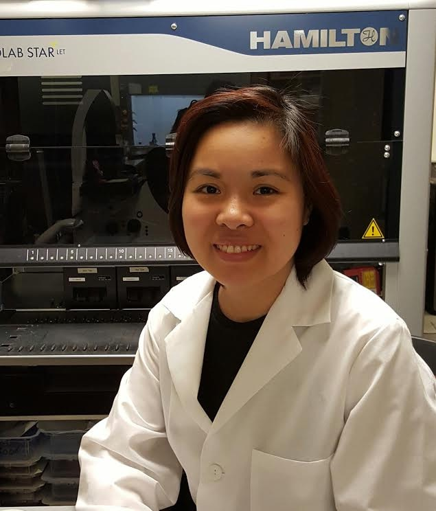 Minh Thùy đang làm nghiên cứu sinh sau Tiến sĩ tại ĐH Stanford (Mỹ).