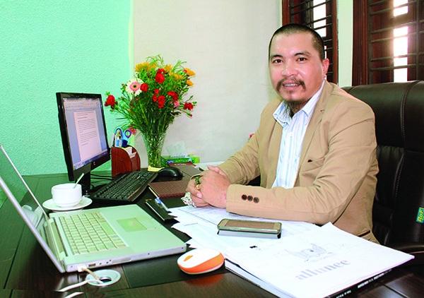 ông Nguyễn Hữu Tiến, Chủ tịch HĐQT Công ty Thiên Rồng Việt