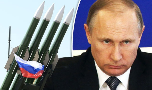 Tổng thống Nga Vladimir Putin cảnh báo đặt Ba Lan và Romania trong tầm ngắm tên lửa của Nga. (Ảnh: Getty)