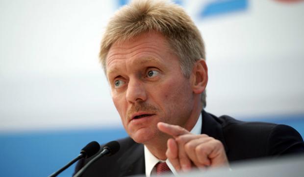 Người phát ngôn Điện Kremlin Dmitry Peskov. (Ảnh: Getty)
