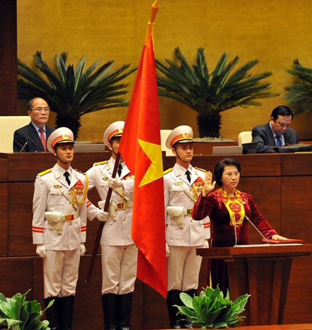 Đại biểu kỳ vọng sự đột phá của tân Chủ tịch Quốc hội Nguyễn Thị Kim Ngân - 1