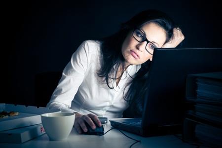 Những hậu quả khó lường vì ngủ muộn - 1