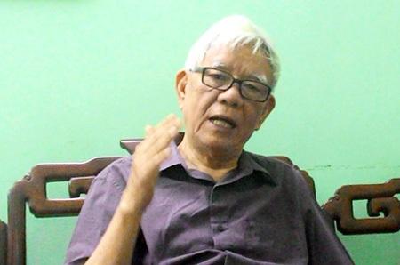 Ông Nguyễn Đình Hương đánh giá vụ việc liên quan đến ông Trịnh Xuân Thanh rất nghiêm trọng (Ảnh: Phương Thảo)