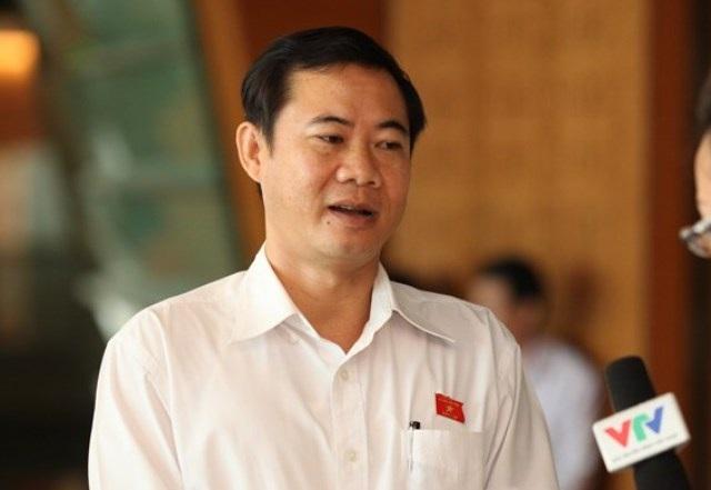 Đại biểu Quốc hội Nguyễn Thái Học.