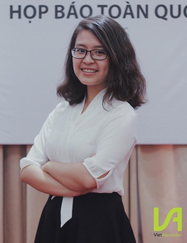 Nữ sinh Sài Gòn theo đuổi ngành truyền thông để tạo ảnh hưởng tích cực trong xã hội.