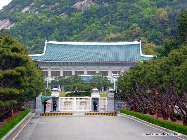 Khám phá Nhà Xanh - ngôi nhà của người quyền lực nhất Hàn Quốc - 3