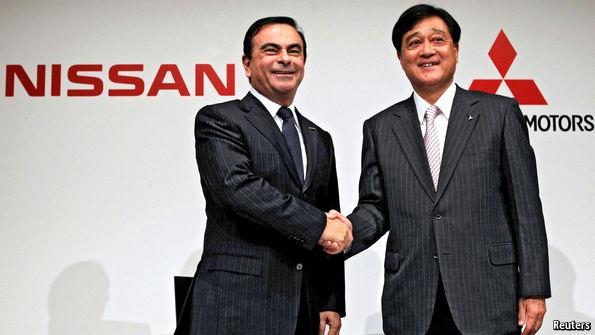 Renault - Nissan ôm mộng lớn sau thương vụ thâu tóm Mitsubishi - 1