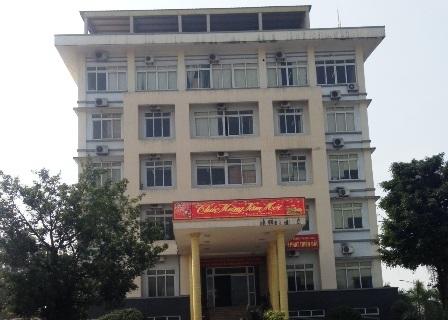 Sở Tài chính Thanh Hóa.