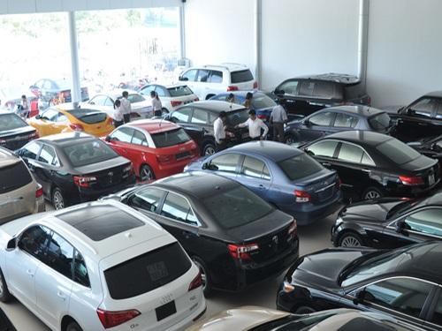 4 năm, người Việt chi hơn nửa tỷ USD nhập ô tô cũ - 1