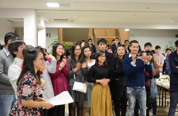 Tết Bính Thân - Tết của tình thân DHS Việt tại Osaka - 6