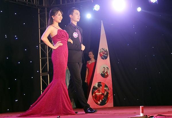 Cặp đôi tài sắc đăng quang SV thanh lịch ĐH Phòng cháy chữa cháy - 6