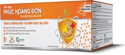 Nano Curcumin – Bảo vệ niêm mạc dạ dày tăng gấp 40 lần - 2