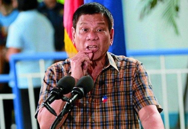 Tổng thống Philippines Rodrigo Duterte. (Ảnh: AFP)