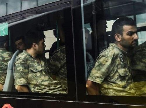 11/ 25 lính đặc nhiệm định ám sát ông Erdogan đã bị bắt