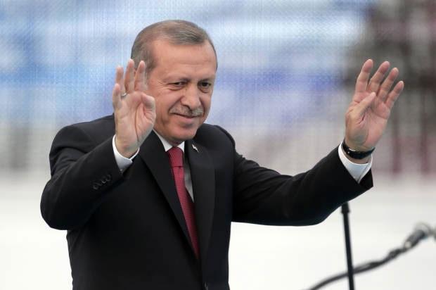 Tổng thống Tayyip Erdogan đang muốn đặt cơ quan tình báo quốc gia nằm dưới sự kiểm soát của Tổng thống. Ảnh: AP