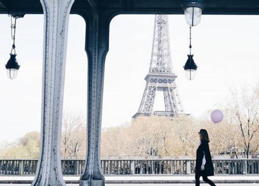 Những điểm chụp ảnh đẹp nhất ở Paris - 1
