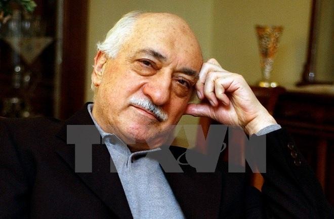 Giáo sỹ Fethullah Gulen tại Pennsylvania, Mỹ ngày 27/12/2013. (Nguồn: EPA/TTXVN)