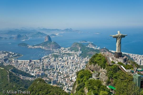 Điều cần biết về Rio, thành phố đăng cai Olympic 2016 - 1