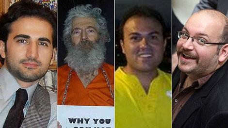 4 người Mỹ bị Iran bắt giam đã được trả tự do hồi tháng 1-2016.