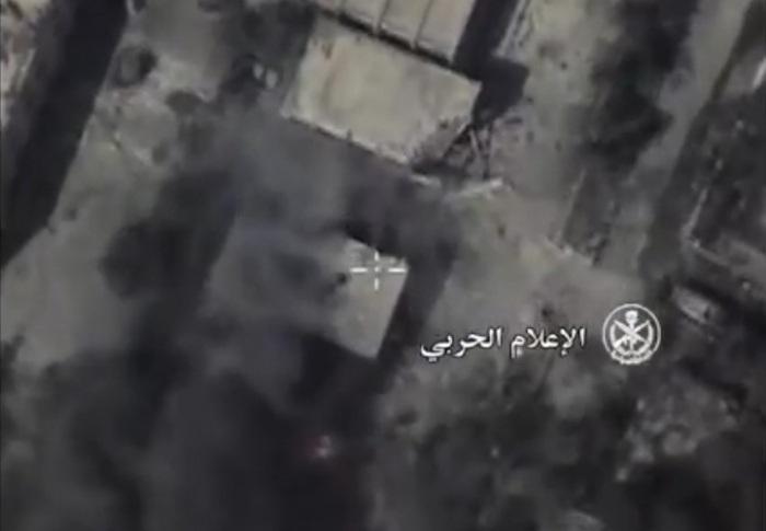 Không quân Nga không kích các vị trí vừa bị rơi vào tay phiến quân ở Aleppo