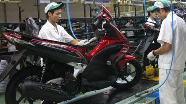 Xe máy là nguồn thu chính, mang lại lợi nhuận khủng cho Honda Việt Nam