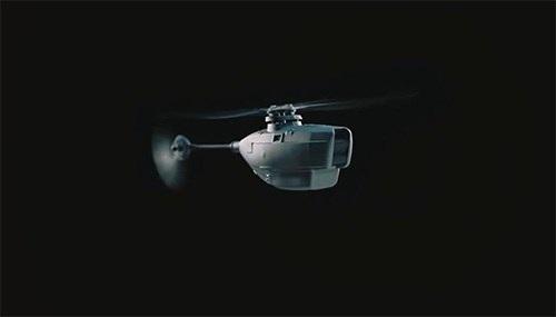 Quân đội Mỹ triển khai thế hệ máy bay không người lái siêu nhỏ - 1