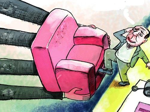 Tham nhũng trong công tác cán bộ là nguy hại nhất. Ảnh minh họa