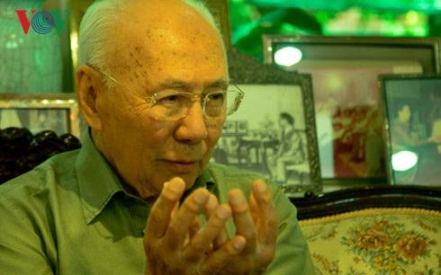 Cựu ngoại trưởng Thái Lan Bhichai.