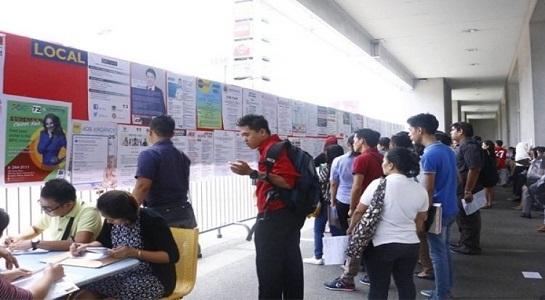Nhiều người Việt Nam đang làm việc bất hợp pháp tại Philippines.